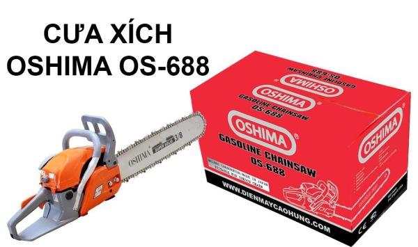 Cưa OS-688