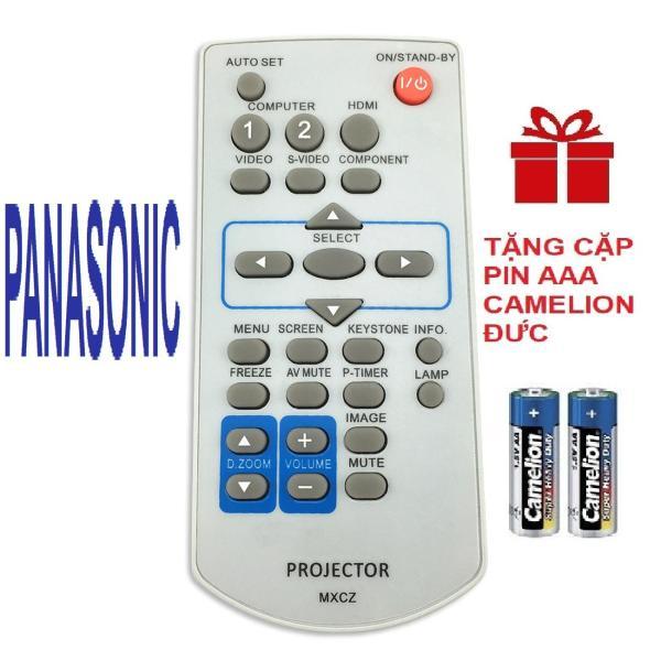 Bảng giá Remote điều khiển máy chiếu PANASONIC mẫu 1 projector (Hàng hãng - tặng pin)