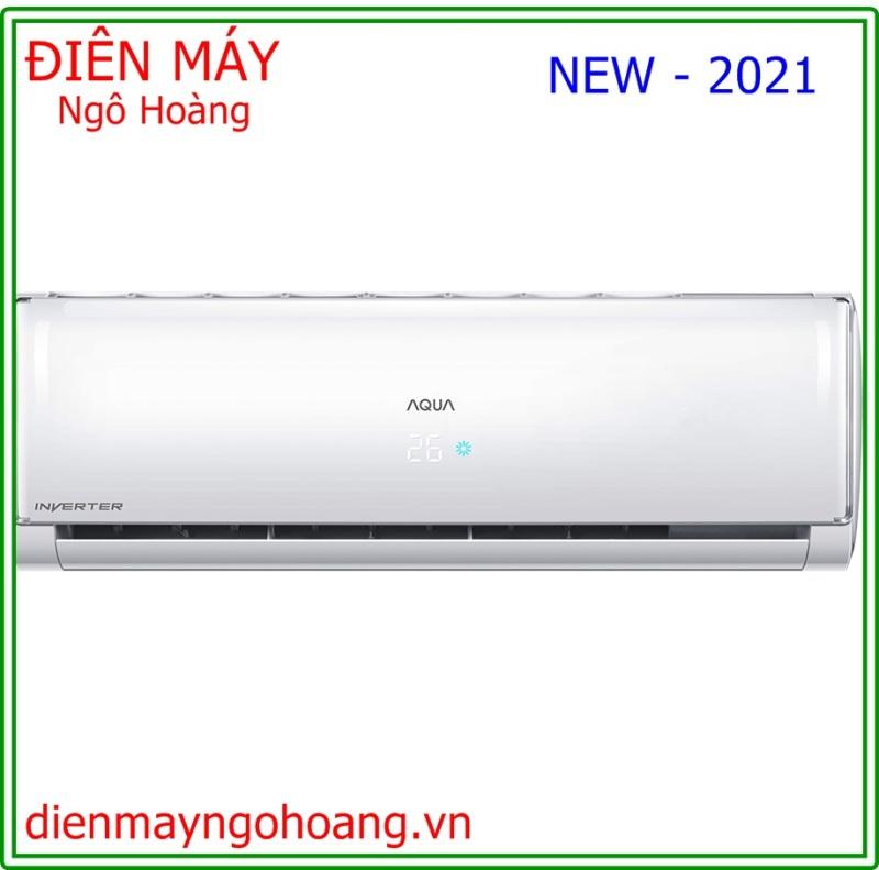 Máy Lạnh AQUA Inverter 1.0 HP AQA-KCRV10TH