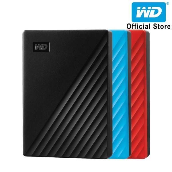 Bảng giá Ổ cứng di động WD My Passport 4TB USB 3.2 Gen 1 (Nhiều màu) Phong Vũ