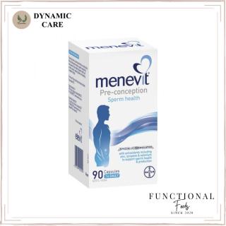[Hàng chuẩn Úc] Viên uống Menevit hỗ trợ tăng cường sinh sản nam, cải thiện chất lượng tinh trùng 90 viên của Úc thumbnail