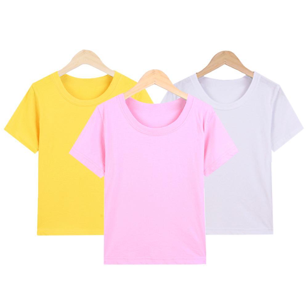 Bộ 3 áo thun nữ trơn vải dày mịn Hàn Quốc thương hiệu Elsa