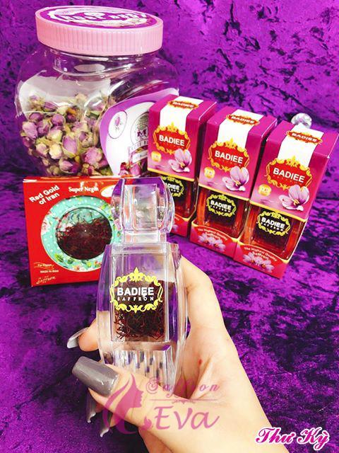Mã Khuyến Mại Combo 2 Hộp 1gram Saffron Iran Loại 1 Negin/ Nhụy Hoa Nghệ Tây Iran