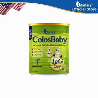 Sữa non COLOSBABY 600 IgG 1+ 400G thumbnail