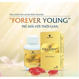 The Collagen Extra plus - Viên uống bổ sung Collagen nhập khẩu Úc thumbnail