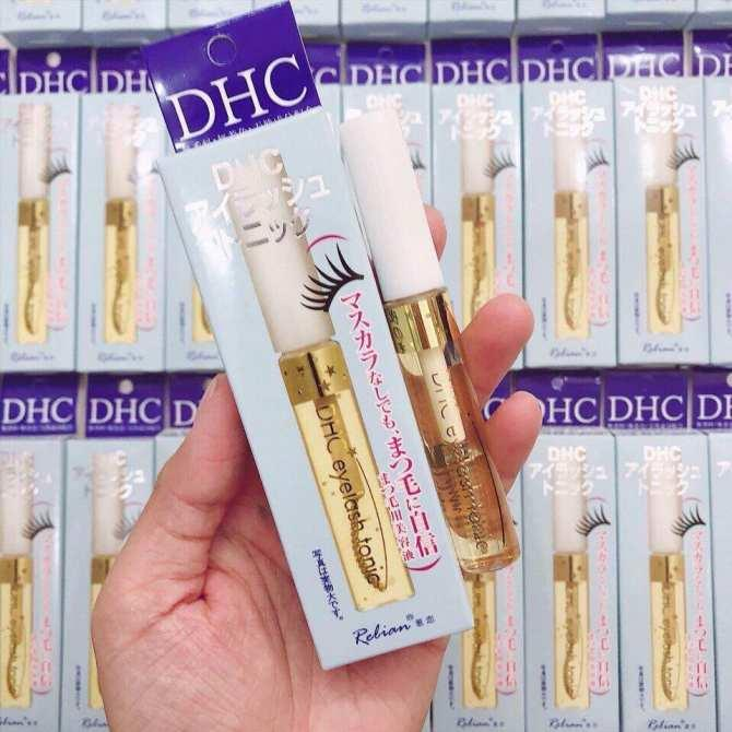 Serum Dưỡng Mi Dài Và Dày DHC Eyelash Tonic Nhật Bản (6,5ml) mẫu mới tốt nhất
