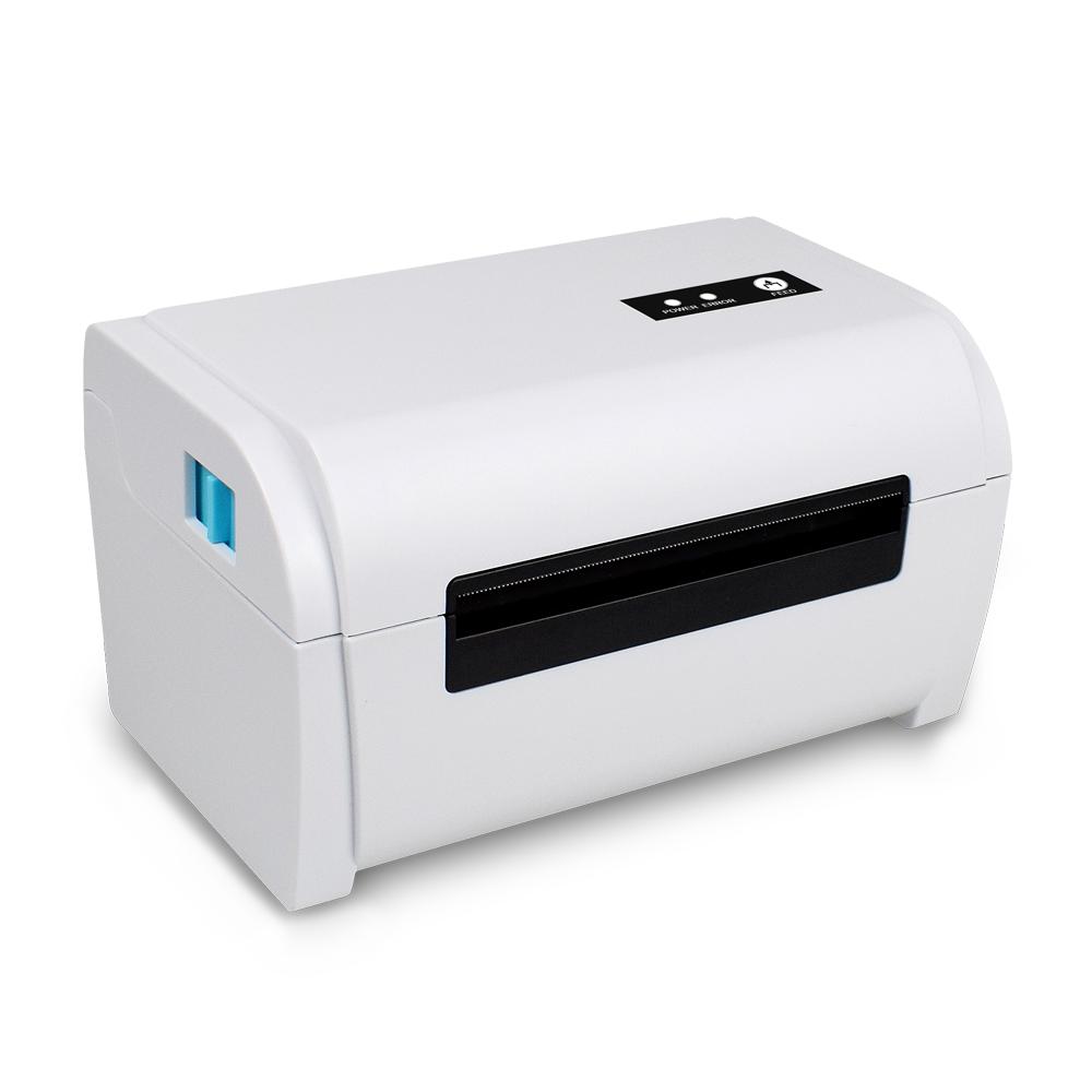 Máy in đơn hàng TMĐT bluetooth in phiếu giao hàng tem vận chuyển bằng công nghệ in nhiệt không cần dùng mực hỗ trợ ios -iphone