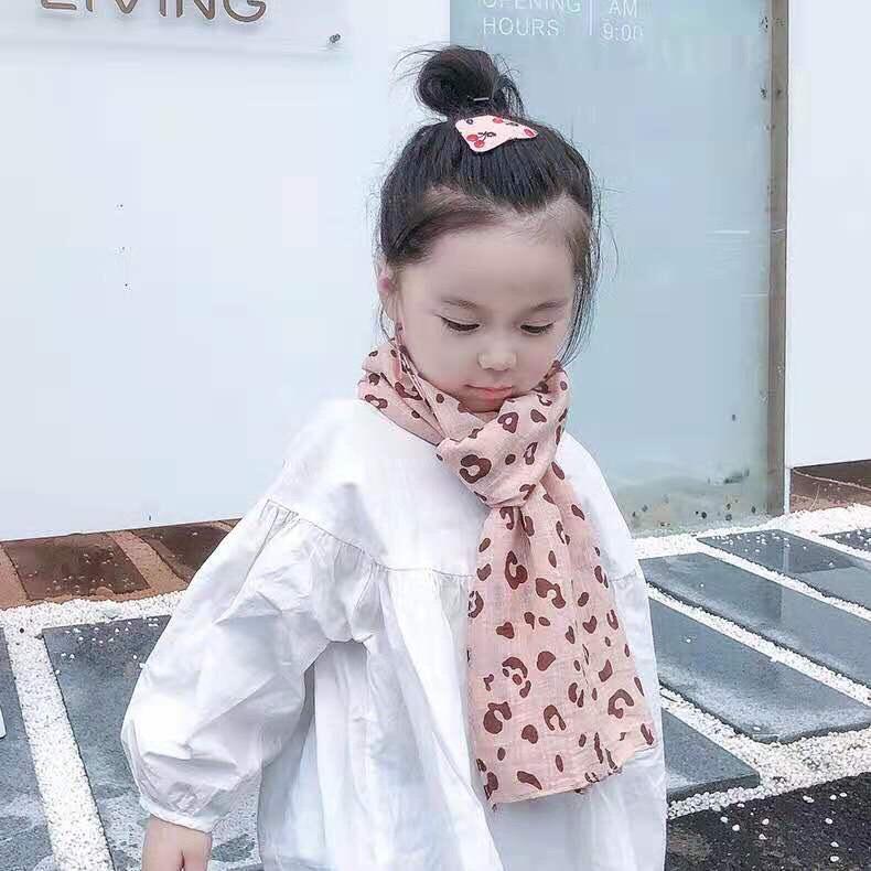 Giá bán Khăn choàng cổ thời trang giữ ấm cho bé gái