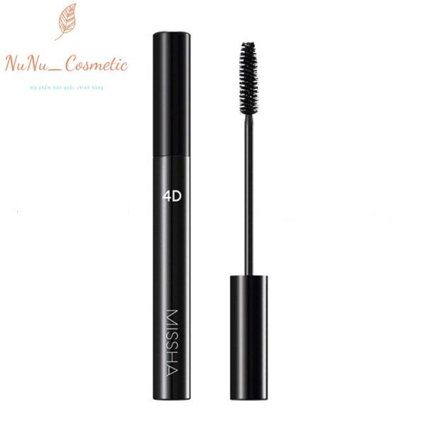 Mascara Missha 4D The Style Bền Màu Làm Dài Mi giá rẻ
