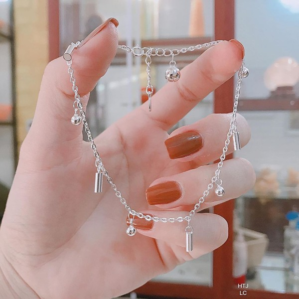LẮC CHÂN NỮ SIÊU HÓT - MÃ SP LC0013057U - Chuyên sỉ trang sức bạc, cam kết giá tốt kèm bảo hành