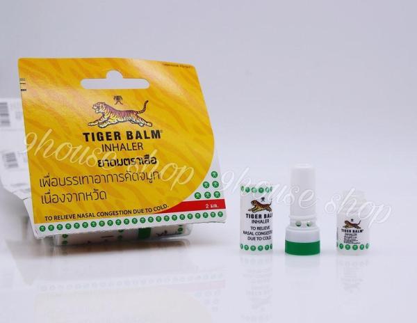 01 Ống Hít 2 Đầu TIGER BALM Inhaler Thái Lan