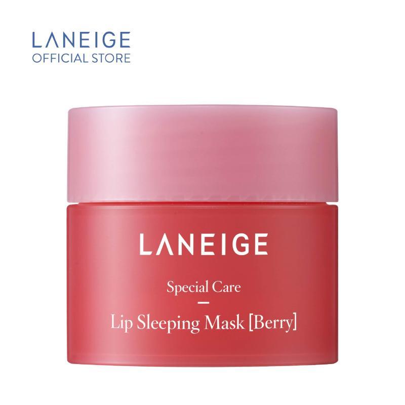 Mặt nạ ngủ cho môi Laneige Lip Sleeping Mask Berry Miniature 8g giá rẻ