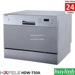 Máy rửa chén bát Hafele HDW-T50A - 6 bộ thumbnail