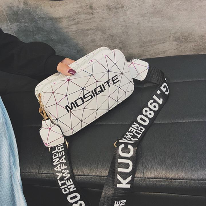 Túi đeo chéo nữ MOSIQITE hàng Quảng Châu cao cấp TX00118