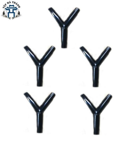 Van Chia Sủi Khí Oxy 2 Nhánh Hình Y