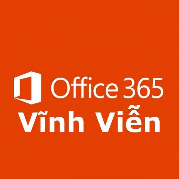 Bảng giá Bộ Ofice 365 Pro Plus cài được 5 thiết bị pc/mac trọn đời Phong Vũ