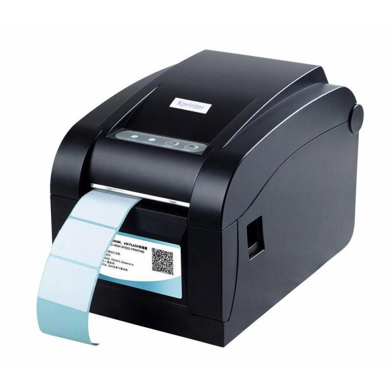 Máy in tem mã vạch nhiệt Xprinter 350B