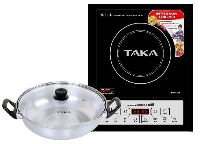 bếp điện từ cơ TAKA công nghệ Nhật Bản