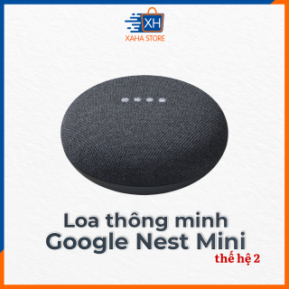 [Nhập ELMAY21 giảm 10% tối đa 200k đơn từ 99k]Loa thông minh Google Nest Mini (Google Home Mini thế hệ 2) Google Nest Mini smart speaker with Google Assisstant thumbnail