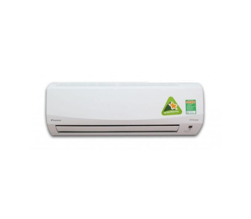 Máy lạnh Daikin Inverter 2 HP FTKS50GVMV - Công suất tiêu thụ điện trung bình:1.42 kW/h Tiện ích:Chức năng tự chẩn đoán lỗi, Chức năng hút ẩm, Thổi gió dễ chịu (cho trẻ em, người già), Hẹn giờ bật tắt máy