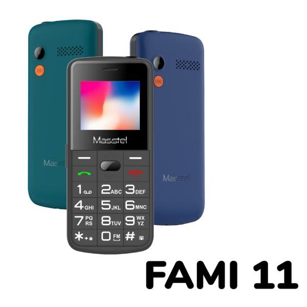 Điện thoại Masstel FAMI 11