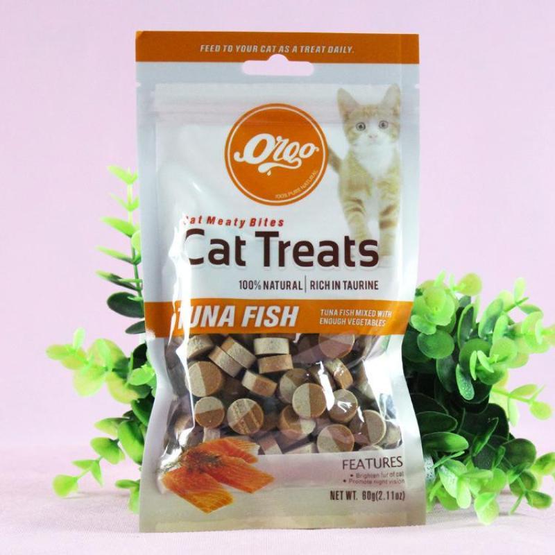 Bánh thưởng cho mèo Orgo Cat Treats