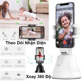 Apai Genie Giá đỡ thông minh - Gimbal AI cảm biến quay 360 nhạn diện khuôn mặt - máy quay phim thumbnail