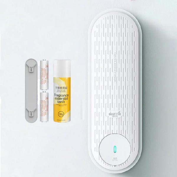 Bảng giá Máy Phun Tinh Dầu tự động Xiaomi Deerma (Bộ 1 Bình), tự động tạo hương thơm khử mùi phòng tắm, tạo không khí sang trọng phòng khách, phòng ngủ, hàng chính hãng