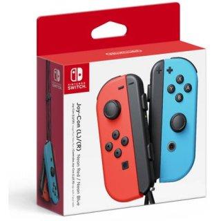 Joy Con Chính Hãng Nintendo Switch Màu Neon ( Xanh + Đỏ ) thumbnail