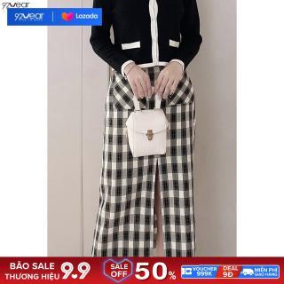 Chân váy dài suông có túi ốp 2 bên JDW0431-92Wear thumbnail