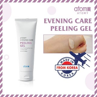 Tẩy da chết Atomy Evening Care Peeling Gel thumbnail