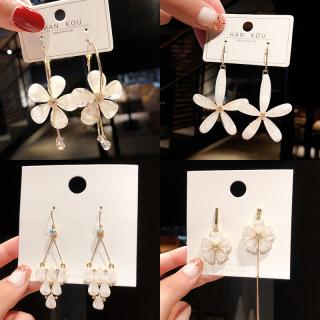 Khuyên tai nữ hình hoa bông tai nữ mới nhất thumbnail