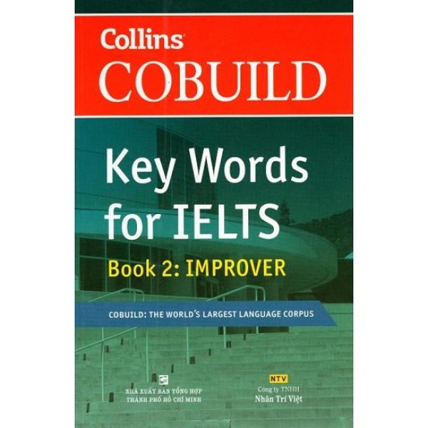 Sách - Collins Cobuild - Key Words For Ielts (Book 2: Improver)