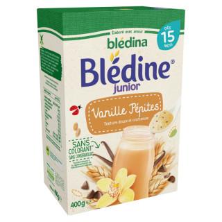 Bột pha sữa Bledina Pháp vị vani 15m 400g - Pháp thumbnail