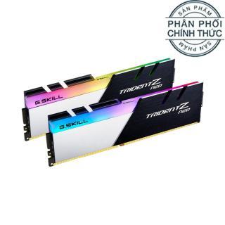 [Trả góp 0%]Ram PC G.SKILL Trident Z Neo 16GB 3600MHz DDR4 (8GBx2) F4-3600C18D-16GTZN - Hãng Phân Phối Chính Thức thumbnail