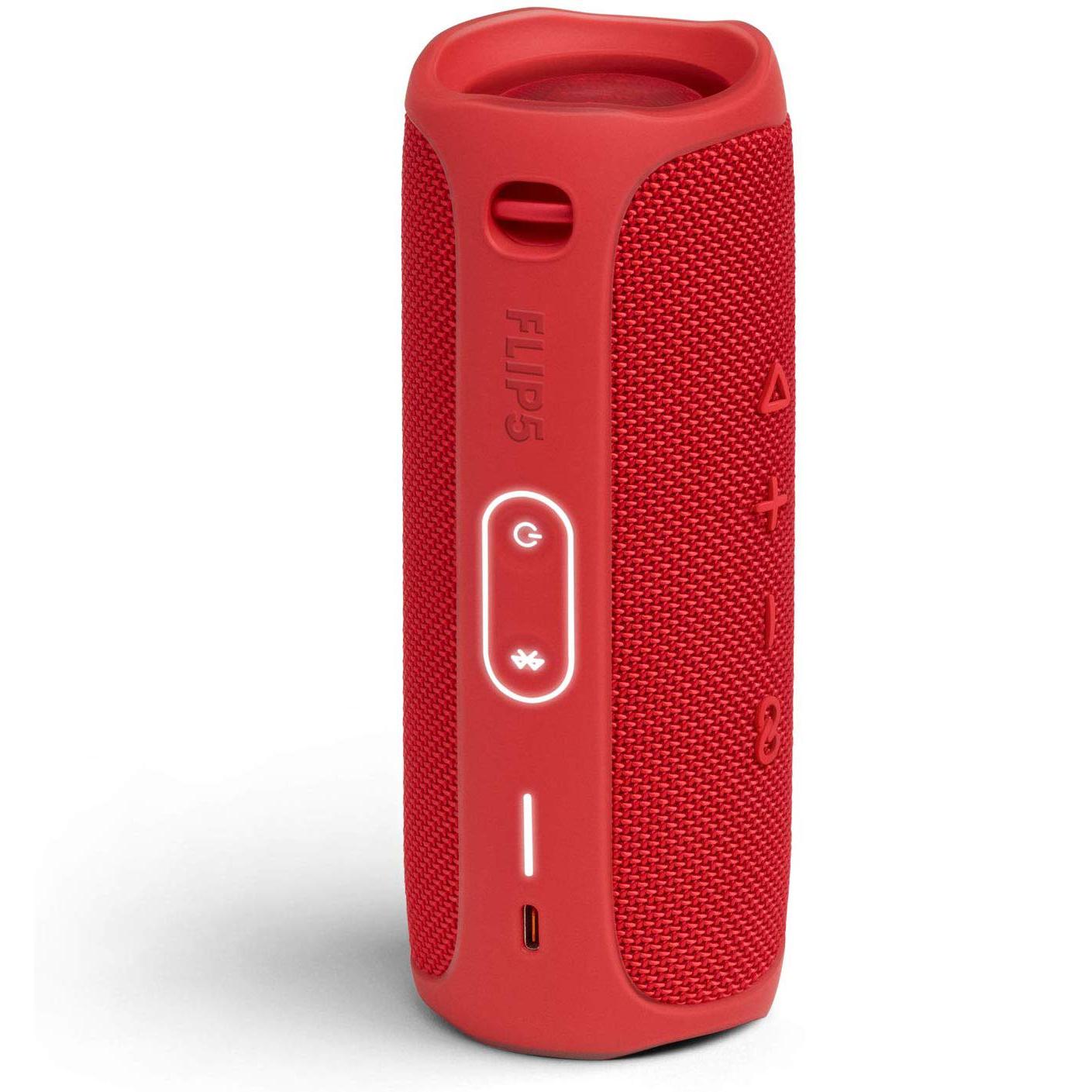 Loa bluetooth di động JBL Flip 5 - Dung lượng 4800mAH chơi nhạc đến 12h - Chống nước IPX7 - Hàng chính hãng bảo hành điện tử 12 tháng