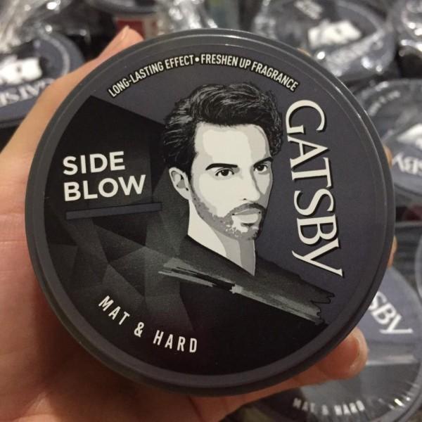 Sáp wax tóc gatsby xám mẫu mới giá rẻ