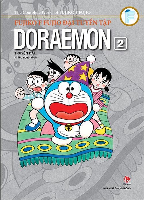 Mua Truyện tranh Doraemon - Đại Tuyển Tập Truyện dài - Trọn bộ 6 Tập-New 100%