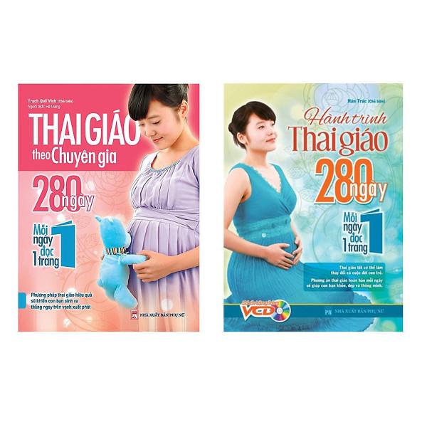 Mua Combo Thai Giáo Theo Chuyên Gia Và Hành Trình Thai Giáo 280 Ngày