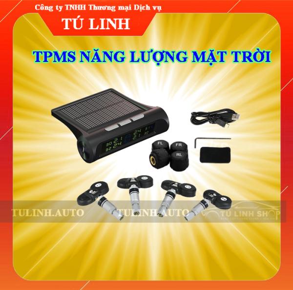 TPMS Đo áp suất lốp năng lượng mặt trời - CarSun Store dễ dàng sử dụng và có thể mang đi khắp nơi