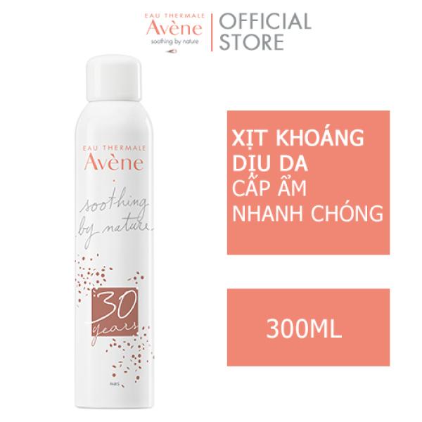 EAU THERMALE AVÈNE Xịt khoáng THERMAL SPRING WATER 300ML