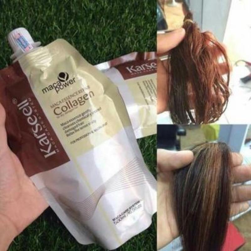 Kem ủ tóc collagen