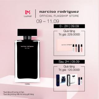 Nước hoa nữ Narciso Rodriguez For Her Eau De Toilette 100ml thumbnail
