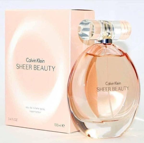 Nước hoa nữ Calvin Klein CK Sheer Beauty EDT 100ml