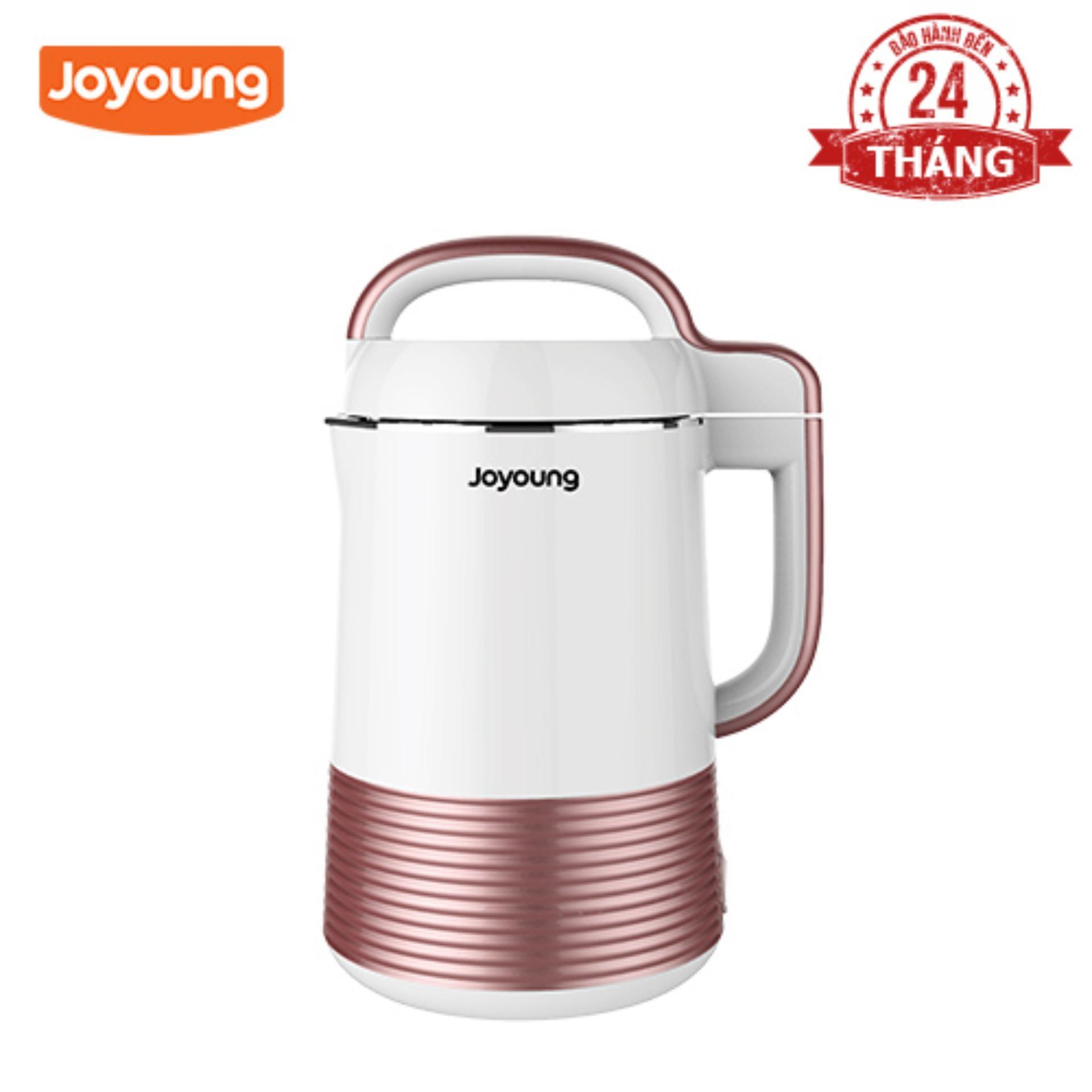 Máy làm sữa đậu nành và xay sinh tố đa năng Joyoung Q3 1.3L công suất 1000W - chất liệu thép cao cấp Inox 304 - xay cực nhuyễn sữa siêu mịn - Hàng chính hãng