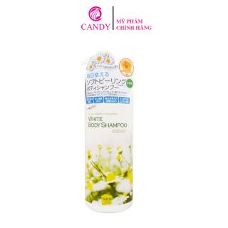 [HCM]Sữa tắm trắng da Manis White Body Shampoo 450ml Nhật Bản thumbnail