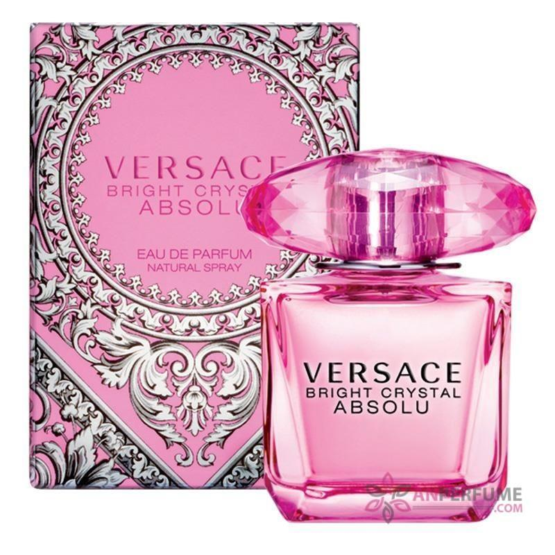 Nước hoa mini Versace Bright Crystal Absolu EDP 5ml