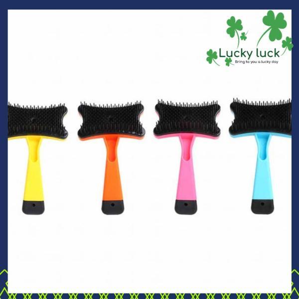 Lược chải lông cho chó mèo tự động gỡ lông - LUOC 004