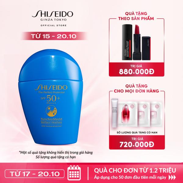 Kem chống nắng dạng sữa Shiseido GSC The Perfect Protector 50ml giá rẻ