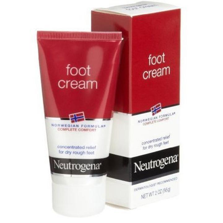 Kem trị nứt gót chân của NEUTROGENA tốt nhất